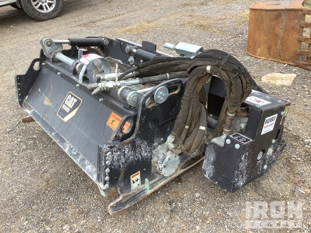 2015 (unverified) Cat PC412B Skid Steer Cold Planer Attachment, Skid Steer Planer