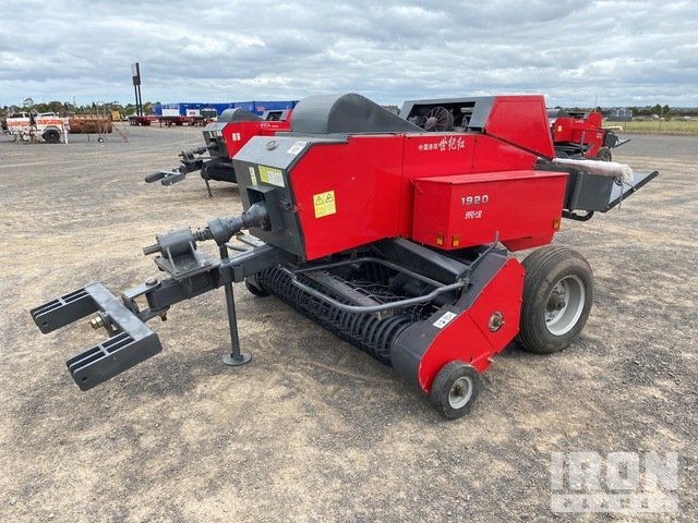 2020 SJH 9YFQ1.92 Square Baler (Unused), Baler