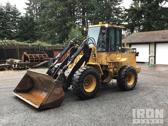 1993 Cat IT18F Tool Carrier, Integrated Tool Carrier