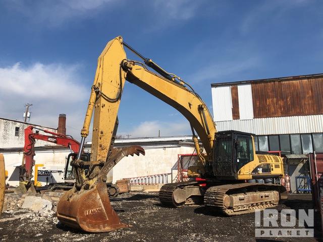 2005 Cat 330C L Track Excavator, Hydraulic Excavator
