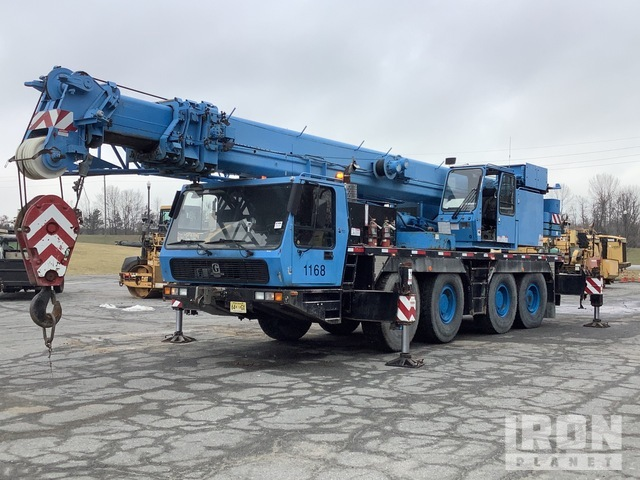 1996 (unverified) Grove All Terrain Crane, All Terrain Crane