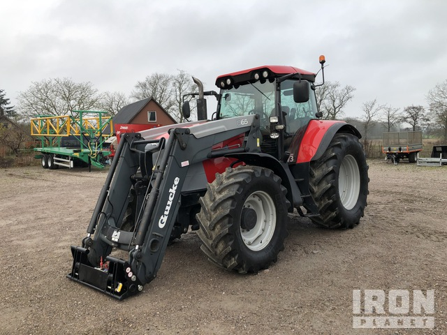 2008 McCormick XTX165M 4WD Tractor, MFWD Tractor