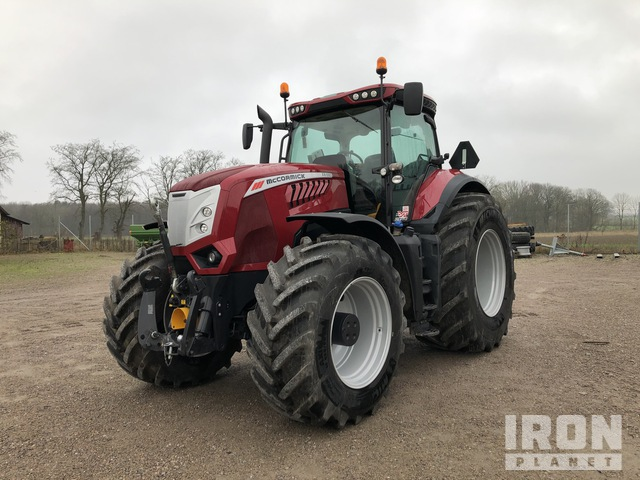 2018 McCormick X8.680 4WD Tractor, MFWD Tractor