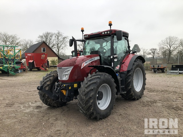 2020 McCormick X7.460 4WD Tractor - Ex Demo, MFWD Tractor