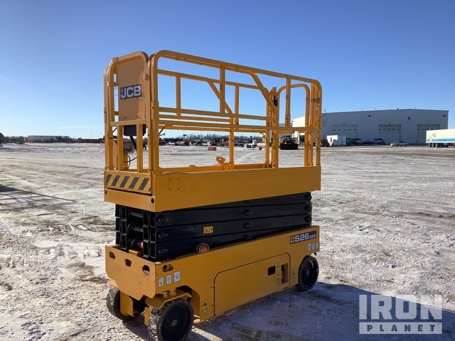 2018 (unverified) JCB S2632E Electric Scissor Lift, Scissorlift
