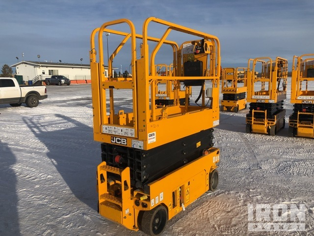 2018 (unverified) JCB S1930E Electric Scissor Lift, Scissorlift