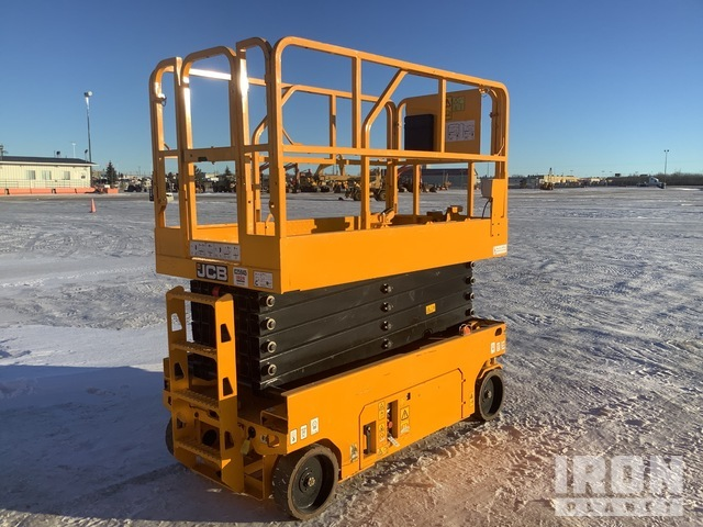 2018 (unverified) JCB S3246E Electric Scissor Lift, Scissorlift