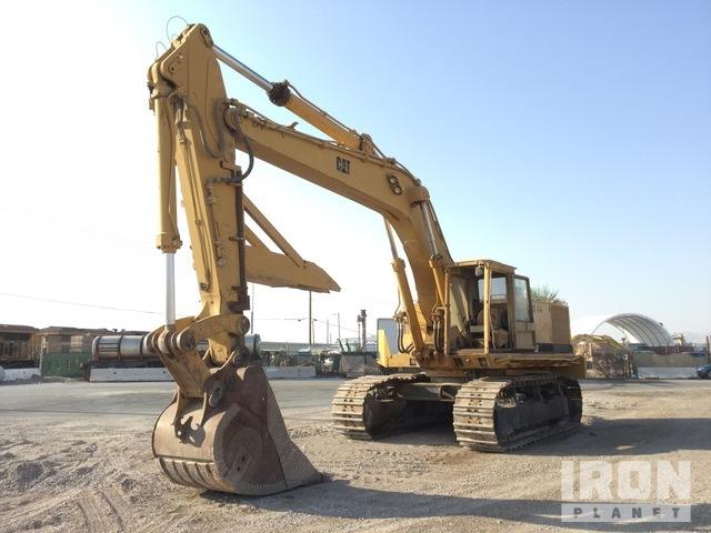 Cat 245 Track Excavator, Hydraulic Excavator