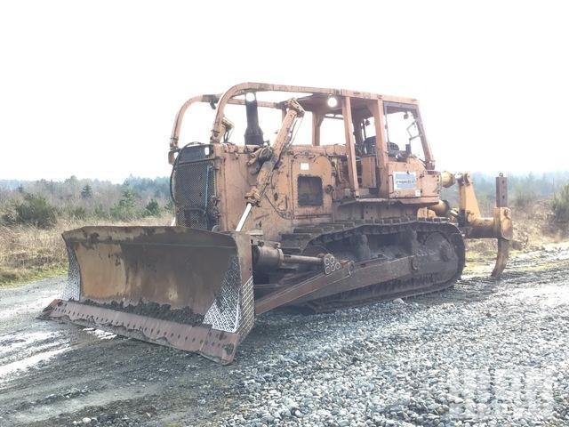 Komatsu D155A Crawler Dozer, Crawler Tractor