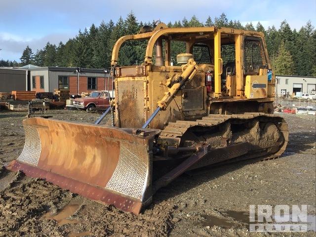 Komatsu D85 Crawler Dozer, Crawler Tractor