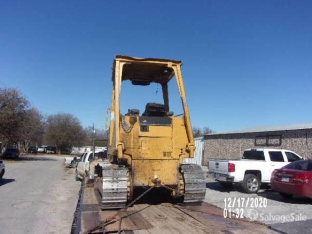1992 (unverified) Cat D3C Crawler Dozer, Crawler Tractor