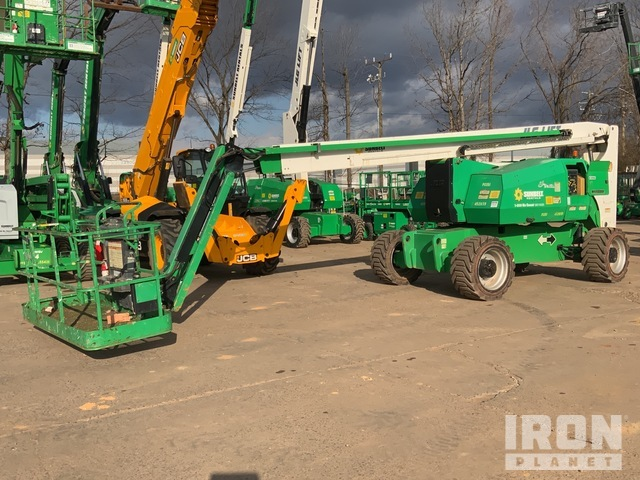 2012 (unverified) JLG 800AJ Diesel Telescopic Boom Lift, Boom Lift