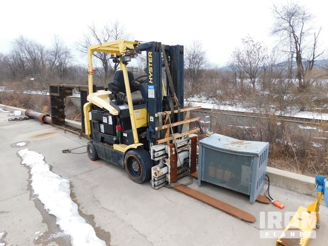 2011 Hyster 4800# Electric Powered Forklift (INOP), Electric Forklift