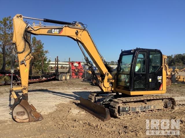 2018 (unverified) Cat 308E2 CR Track Excavator, Hydraulic Excavator