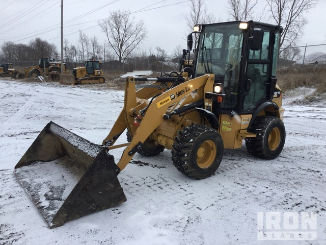 2017 Cat 903C2 High Lift Wheel Loader, Wheel Loader