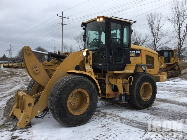 2016 Cat 926M Wheel Loader, Wheel Loader