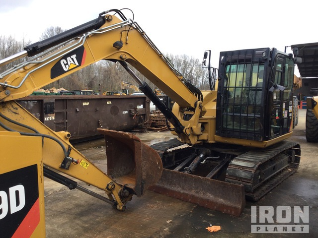 2016 (unverified) Cat 308E2 CR Track Excavator, Parts/Stationary Construction-Other