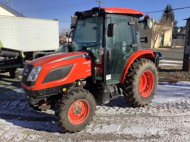 2017 (unverified) Kioti NX4510 4WD Tractor, MFWD Tractor