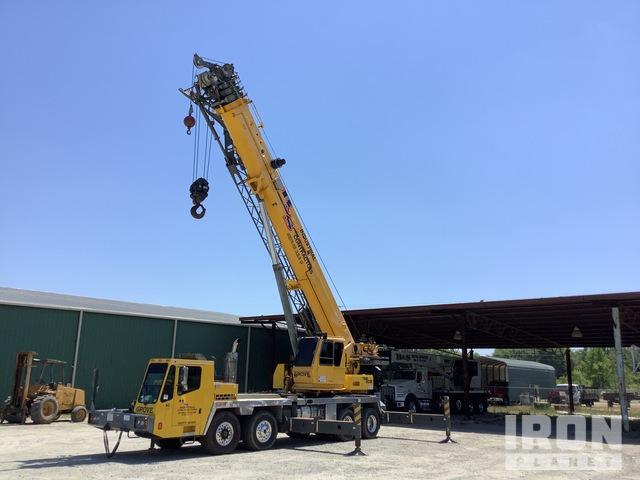 2006 Grove TMS900E Hydraulic Truck Crane, Hydraulic Truck Crane