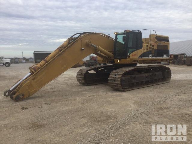 2006 Cat 365CL Track Excavator, Hydraulic Excavator