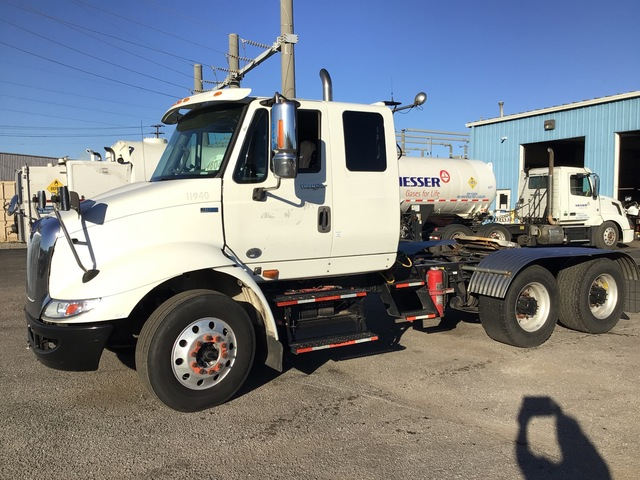 2013 International 8600 6x4 T/A Day Cab Truck Tractor