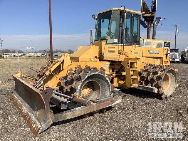 1999 Cat 815F Soil Compactor, Compactor