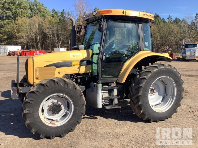 2005 Challenger MT465B 4WD Tractor, MFWD Tractor