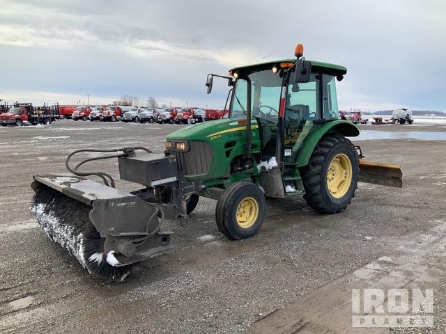 2009 John Deere 5065M Tractor, MFWD Tractor