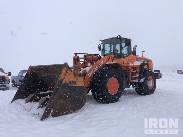 2010 (unverified) Doosan DL400 Wheel Loader, Wheel Loader