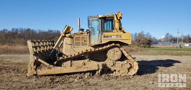 2007 Cat D6R LGP Crawler Dozer, Crawler Tractor