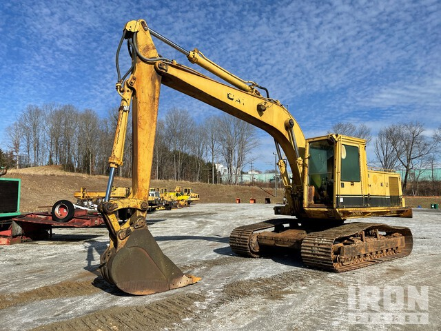 1988 Cat 225B Track Excavator, Hydraulic Excavator