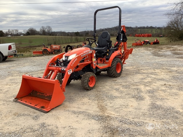 2020 Kubota BX23S 4WD Utility Tractor, Utility Tractor
