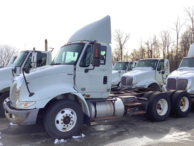 2012 International 8600 6x4 T/A Day Cab Truck Tractor