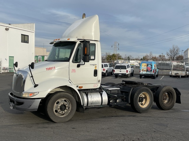 2009 International 8600 6x4 T/A Day Cab Truck Tractor