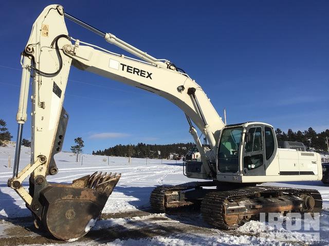 2007 Terex TXC340LC-2 Track Excavator, Hydraulic Excavator