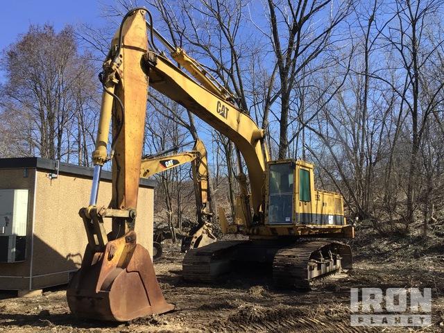 1992 Cat 235C Track Excavator, Hydraulic Excavator