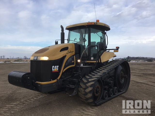 2006 Challenger MT765 Track Tractor, Track Tractor