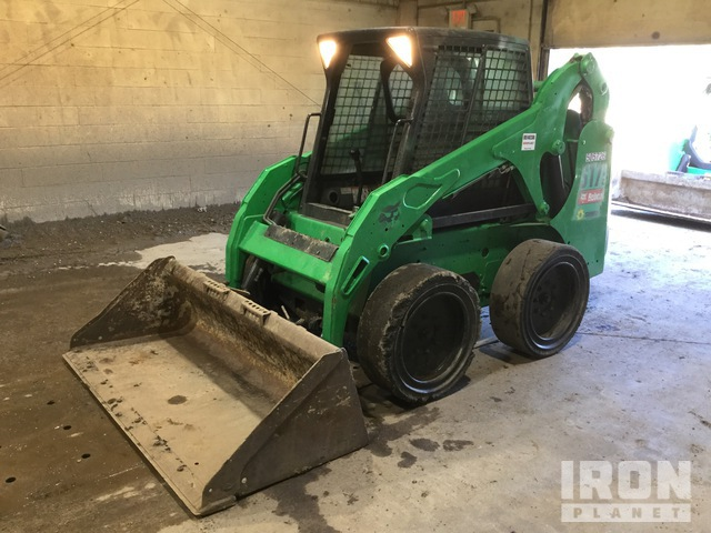 2013 Bobcat S175 Skid Steer Loader, Skid Steer Loader