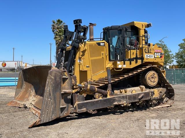 2015 Cat D9T Crawler Dozer, Crawler Tractor