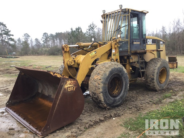 2006 Cat 938G Wheel Loader, Wheel Loader