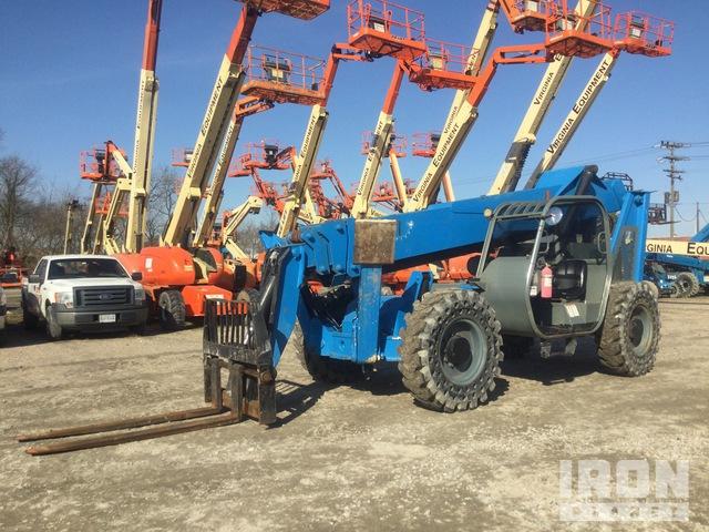 Terex TH1005A 4x4x4 10000 lb Telehandler, Telescopic Forklift