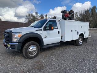 Service/Utility Trucks