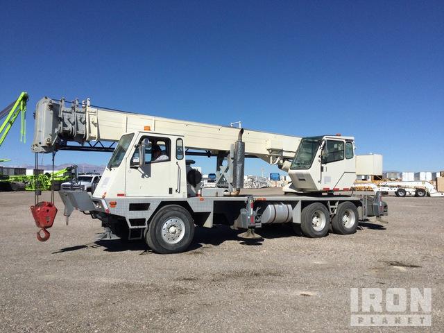 1998 Terex T340 40 ton 6x4 Hydraulic Truck Crane, Hydraulic Truck Crane