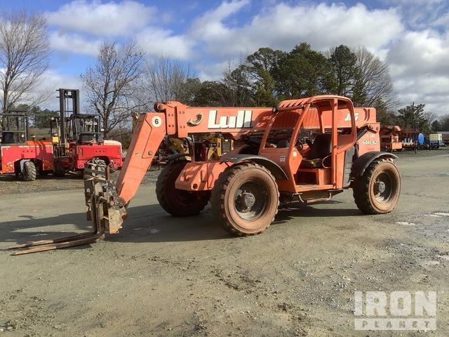 JLG/Lull 644E-42 4x4x4 6000 lb Telehandler, Telescopic Forklift