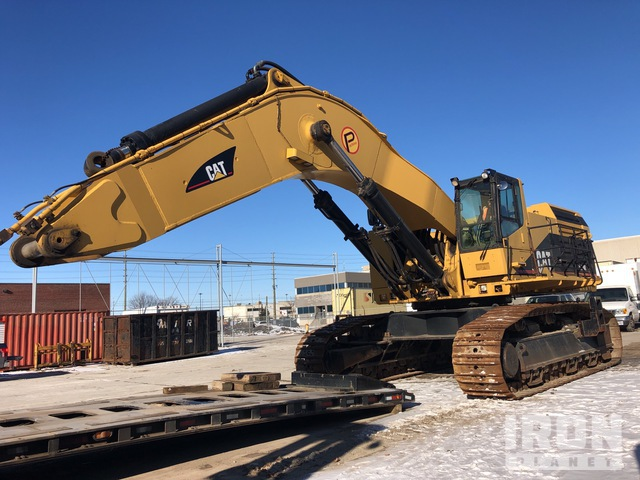 2004 Cat 5110BL Track Excavator, Hydraulic Excavator