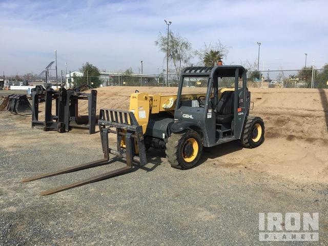 Gehl RS5-19 4x4 6000 lb Telehandler, Telescopic Forklift
