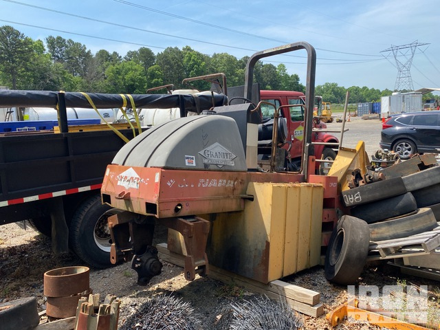 Dynapac CP132 Pneumatic Roller, Parts/Stationary Construction-Other