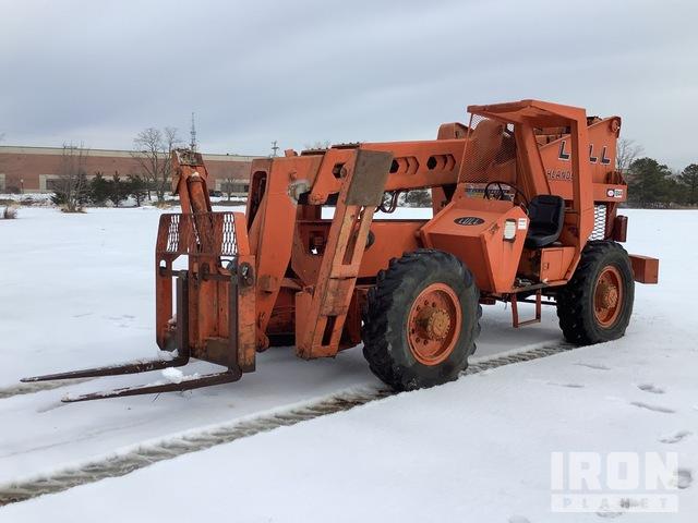 Lull 1044 4x4 10000 lb Telehandler, Telescopic Forklift