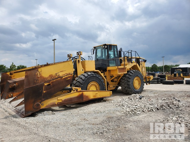 Cat 834G Wheel Dozer, Wheel Dozer