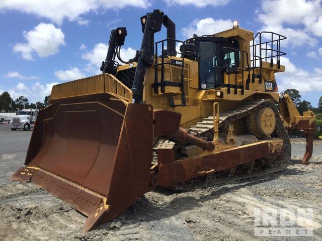 2018 Cat D10T2 Crawler Dozer, Crawler Tractor